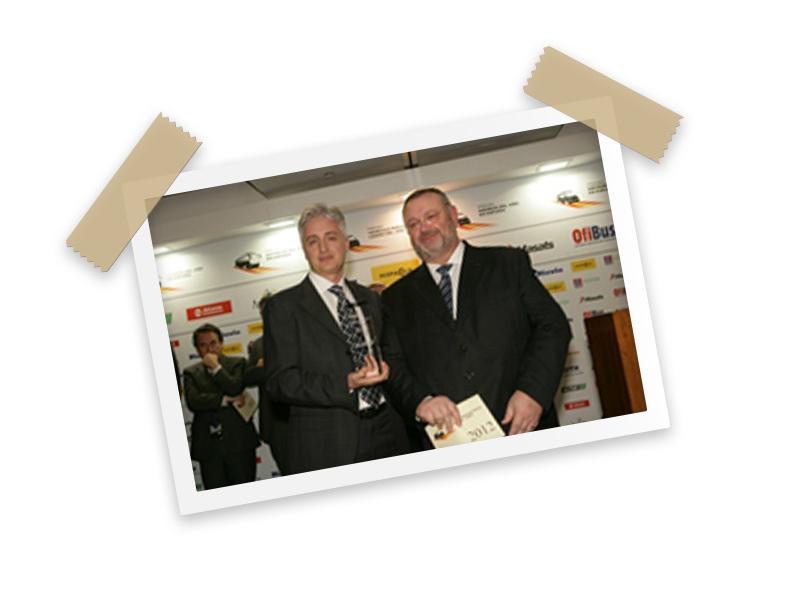 premio concesionario iveco