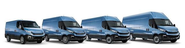 40 años furgonetas IVECO