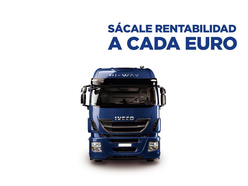 Campaña IVECO Seminuevo EURO 5