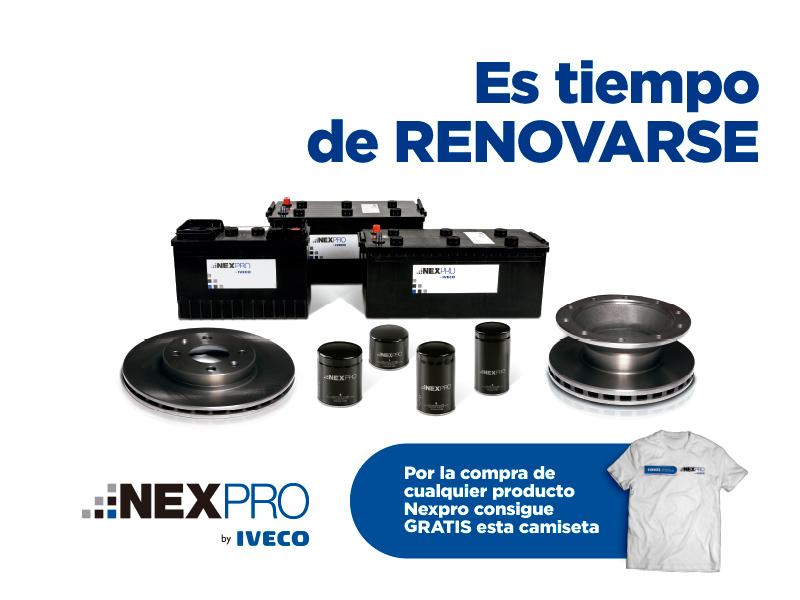 componentes Nexpro