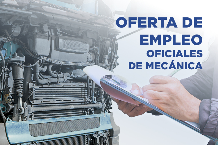 empleo oficial mecanica